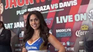 floyd mayweather meets corona ring girls EsNews Boxing