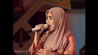 cakra khan ft ayu ting ting ketika cinta bertasbih kampung ramadan eps 3 serang 612 gtv 2018