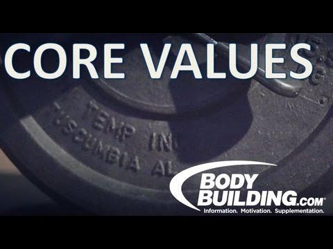 Bodybuilding.com Core Values