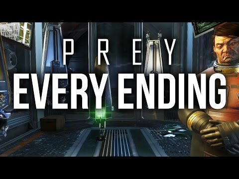 Prey Every Ending All Endings Possible