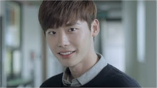 Lead Actors Lee Jong Suk — BCMA