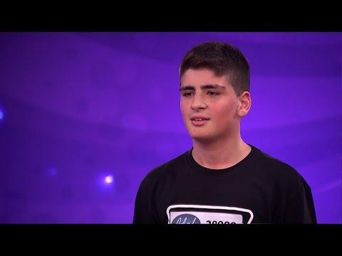 Wahab Shtab - God Bless The Broken Road av Rascal-Flatts (hela audition) - Idol Sverige (TV4)