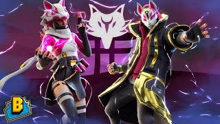 DRIFT & VI - The Last Of The Fox Clan!!! - Fortnite