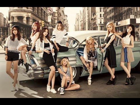 Girls' Generation / SNSD 소녀시대 - Love is Bitter (Mp3)