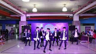190518 THE BOZZ cover THE BOYZ - No Air - YokoAn
