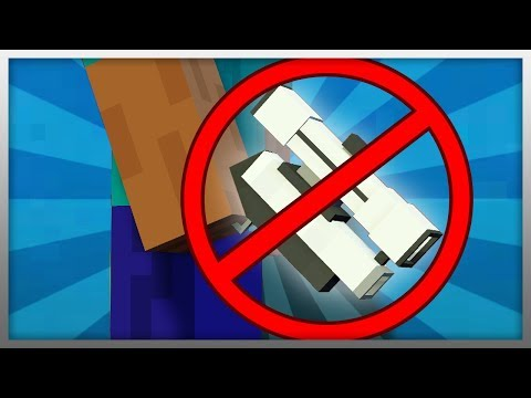 ✔️ Most INSANE Weapon In Minecraft! (Minecraft Mods)