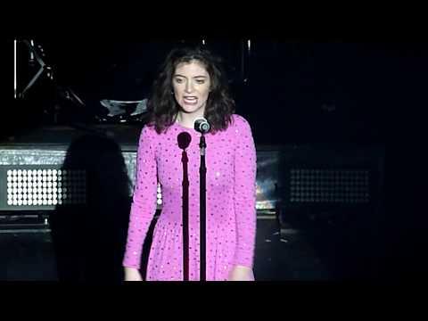 Lorde - 'Green Light' - Manchester 26/09/17