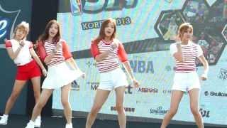 [직캠] 에이핑크 (A pink) - MY MY (13.08.25)