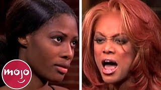 Top 10 America's Next Top Model Scandals \u0026 Controversies