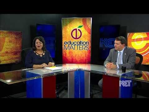 Kentucky Education Commissioner Dr. Stephen Pruitt | Education Matters | KET
