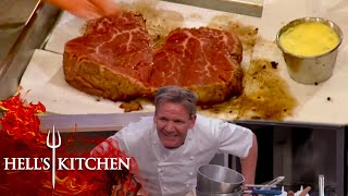 9 Minutes of Gordon Losing His Temper | Hell's Kitchen