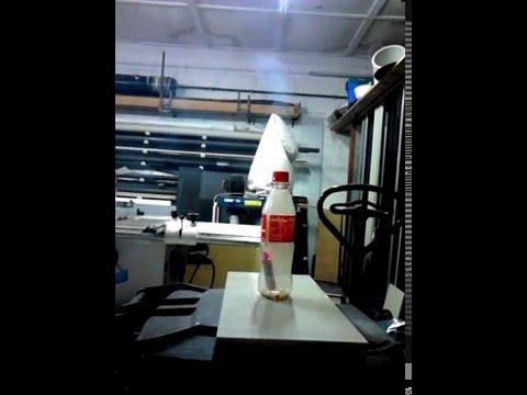 0,5 Liter Flasche gesprengt geiler bums
