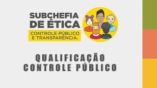 Qualificação em Controles Público e Social Dia 12 12 2019 - MANHÃ