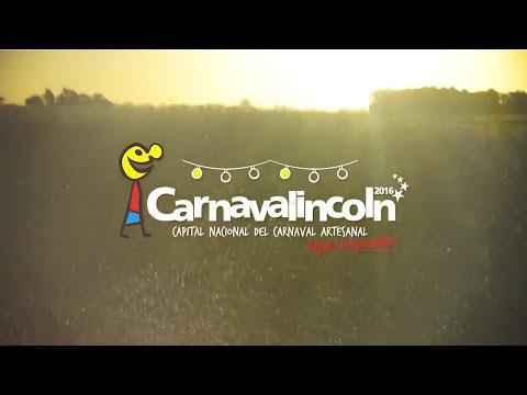 Spot - Carnaval Lincoln 2016 - Capital Nacional Del Carnaval Artesanal