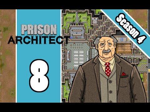 Prison Architect - S4 E8 - Prison Labour