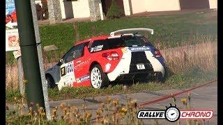Rallye du Mont Blanc 2018 - Crash & Mistakes - RallyeChrono