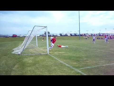 Missouri State Cup: U16 Springfield SC, Joe Curti scores against Columbia Pride
