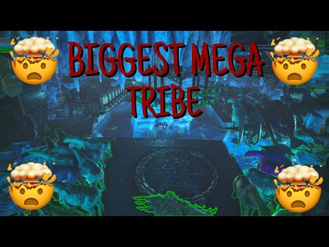 Biggest Mega Tribe On Xbox Official To Date!!! [Party Time]