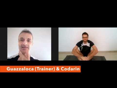 Emergenza Coronavirus: allenati con noi! Esercizi per tutti da casa (1^ puntata)