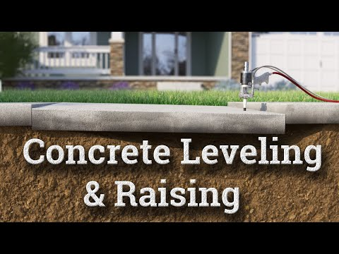 Concrete leveling raising youtube concrete leveling raising solutioingenieria Choice Image