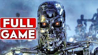 TERMINATOR SALVATION Gameplay Walkthrough Part 1 FULL GAME [1080p HD] - No Commentary