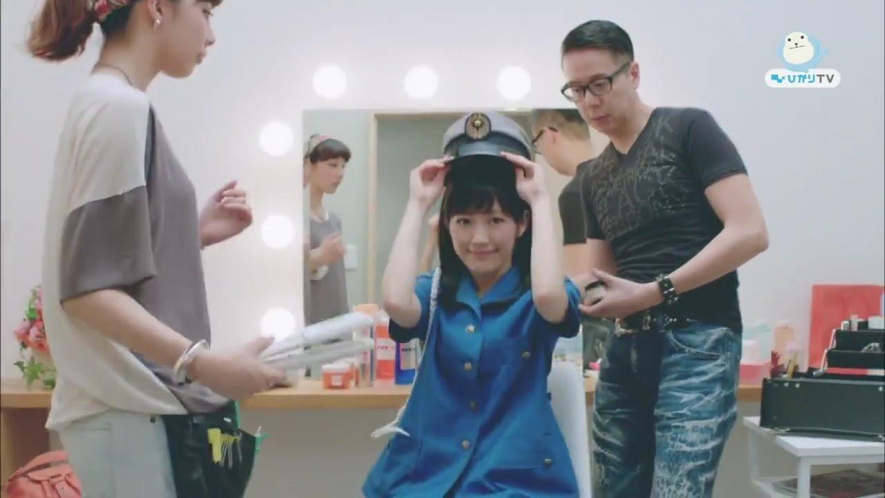 【代表実績】AKB48とTVCM共演