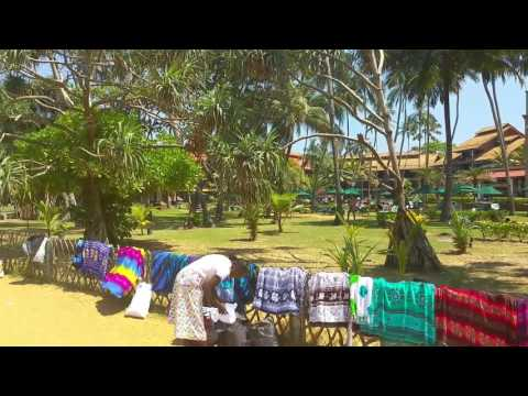 Srí Lanka 2017, hotel Royal Palms Beach