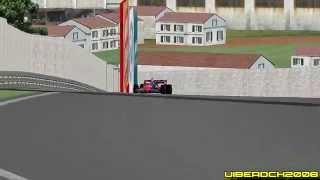 [rFactor] Candy Toleman-Hart TG183B @Interlagos with Derek Warwick (Mod F1 1983 by LaBombarda) [HD]