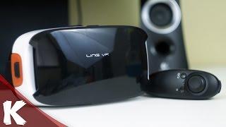 Ling VR 1   Google Cardboard Headset Review
