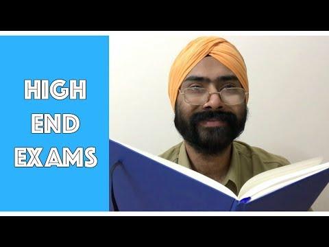 High End Exams | Harshdeep Ahuja