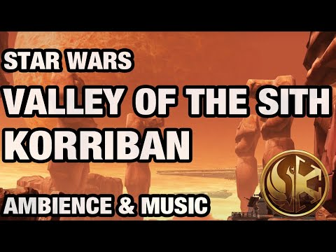 Ambient Noise of Korriban - Valley of the Dark Lords (Star Wars: The Old Republic)