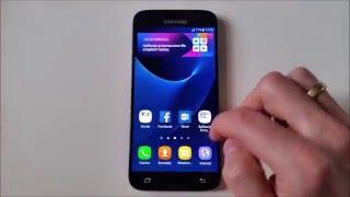 Samsung Galaxy S7 GALAXY LABS Funkcje Eksperymentalne