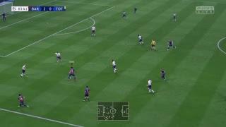 UEFA Toon Cup champions League Live: Barcelona vs Tottenham Hotspur