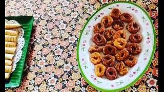 Brunei's traditional home made snacks