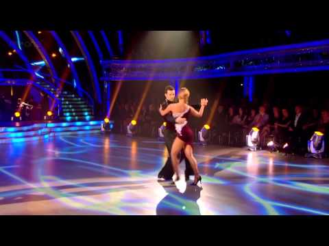 Harry Judd & Aliona Vilani  Argentine Tango  Strictly Come Dancing 2011  Week 7
