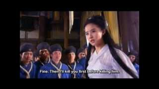 Epic Xiao Long Nu Battle - The Strongest Warrior in all of Wuxia - Return of the Condor Heroes 2006