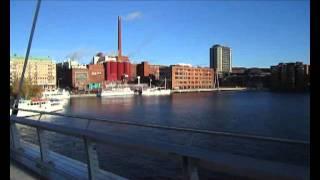 Финляндия. Тампере(С 28.10 до 02.11.2011 года летали в Тампере на конференцию. Наши прогулки по городу., 2011-11-05T07:17:44.000Z)