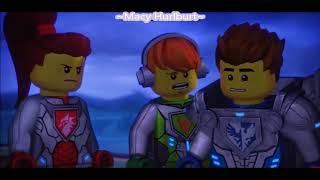 Клип ~Ад или рай,выбирай~ LEGO NEXO KNIGHTS