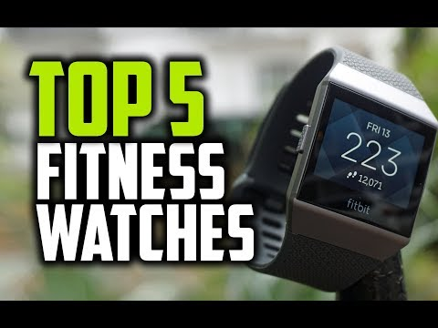 Best Fitness Watches in 2018 - Which Is The Best Fitness Watch?