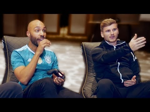 ⚽ FIFA 19 MIT TIMO WERNER & KEVIN TRAPP