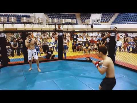 "War in the Cage 5 [Fight 5]: ""สมเดช vs Rachata"" Featherweight (-145lb)"