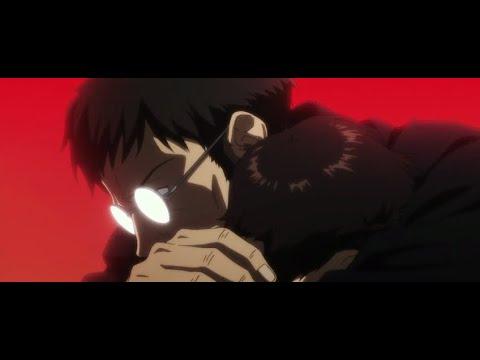 Gendo se disculpa con Shinji - Evangelion 3.0+1.0 escena Latino