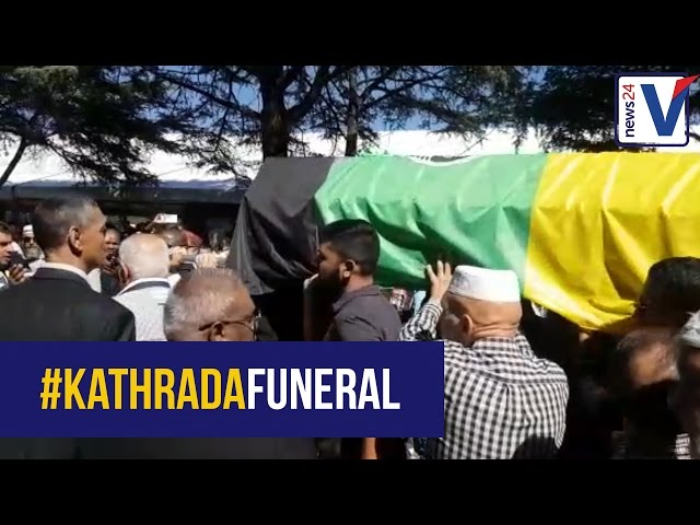 WATCH: Scenes from the #KathradaFuneral