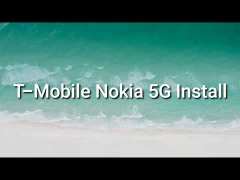 T-Mobile Nokia 5G Install