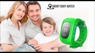Детская БЕЗОПАСНОСТЬ / ЧАСЫ - ТЕЛЕФОН С GPS Baby SAFETY / WATCH PHONE WITH GPS