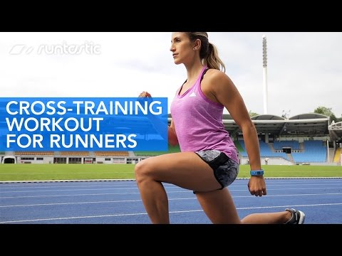The Best Cross-Training Workout for Runners Part 3 (Runtastic & RUN 10 FEED 10)