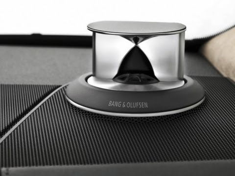 Bang & Olufsen Advanced Sound System for Audi