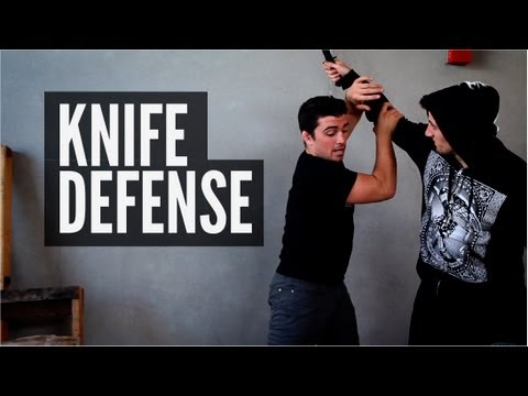 Defending Against a Knife Attack