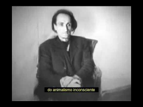 Antonin Artaud com legendas em português