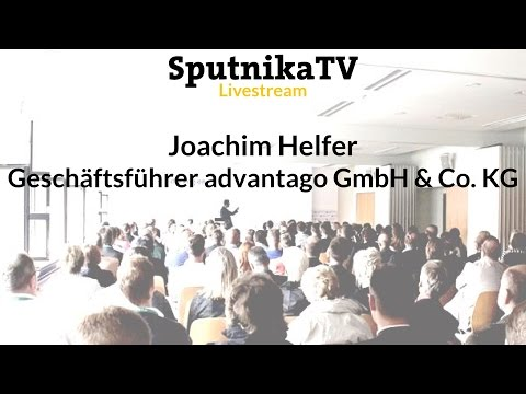 Facebook-Livestream // Sellwerk - Google&Facebook hautnah erleben - Fachvortrag Joachim Helfer